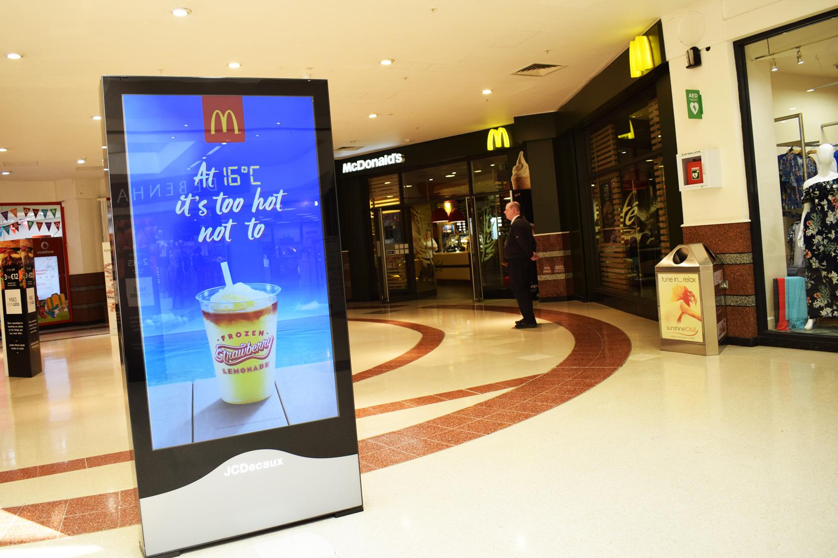 McCafe Dynamic campaign