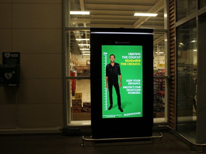 Paddy Power - Peter Crouch