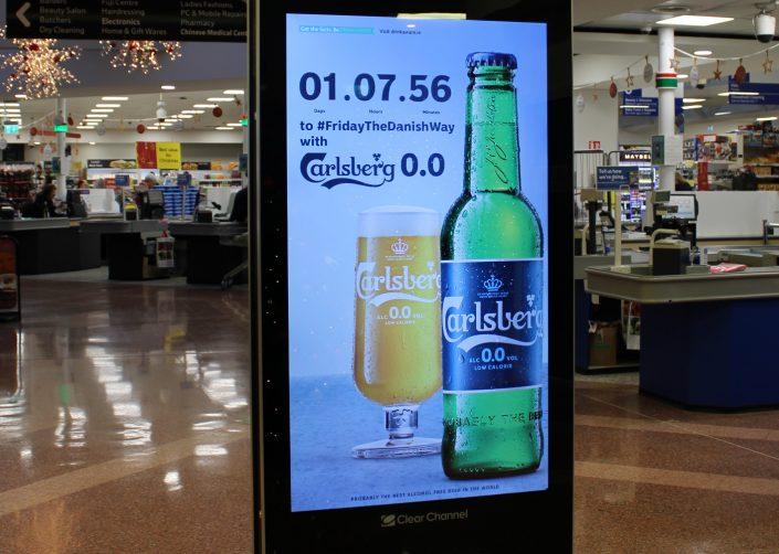 Carlsberg 00 Dynamic countdown