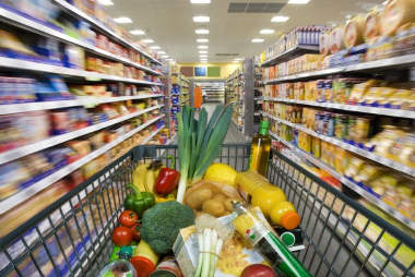 Food shopping image