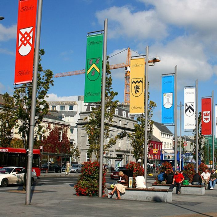 Galway Eyre Square Featured Image