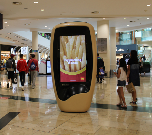 McDonald's OOH Campaign