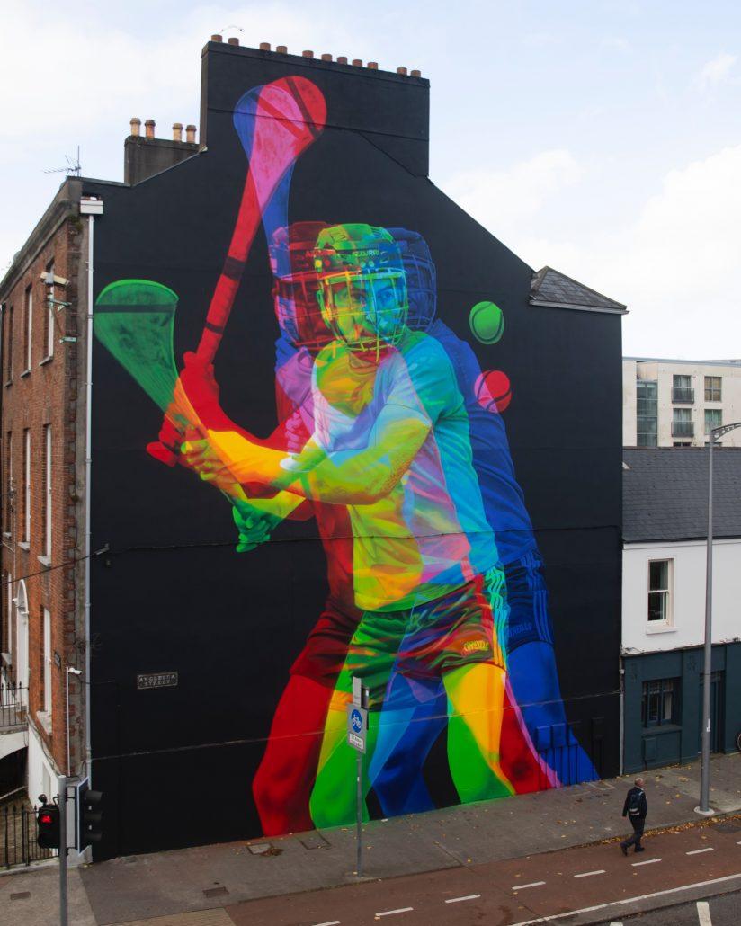 OOH Mural