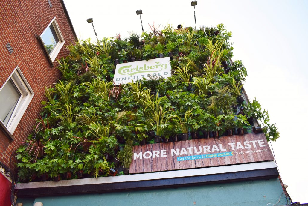 Carlsberg Eco Wall