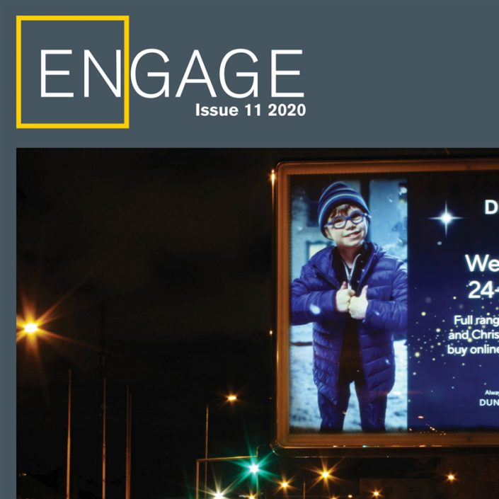 Engage Issue 11 feature