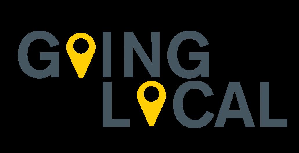 Going Local Logo