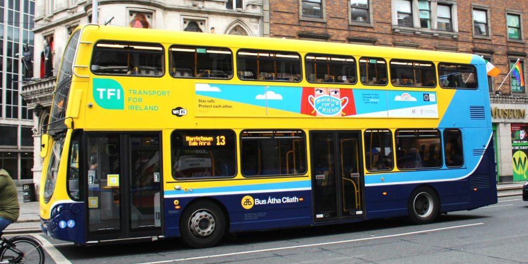 Dublin Bus T-Side